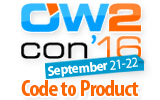 OW2con′16 Annual conference: Code to Product