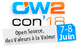 OW2con′18 Annual conference : A Journey Between Values and Value