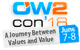 OW2con′18 Annual conference: A Journey Between Values and Value